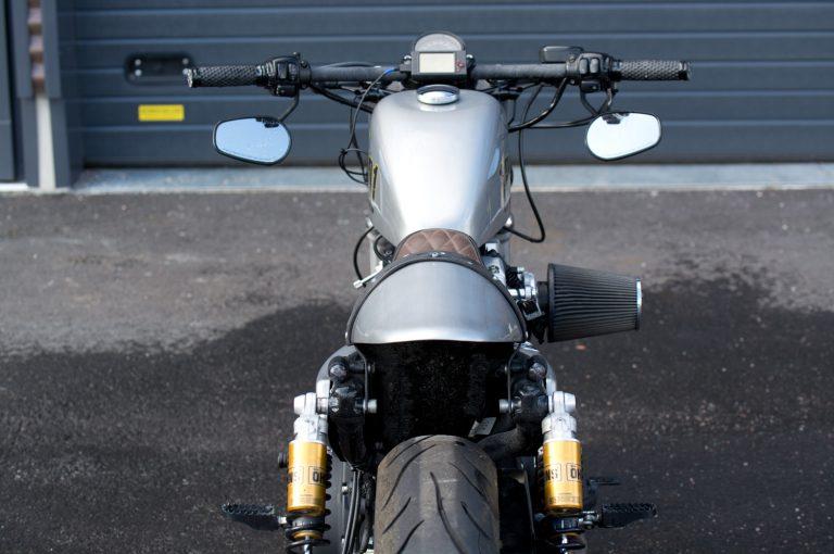 Harley davidson öhlins suspension