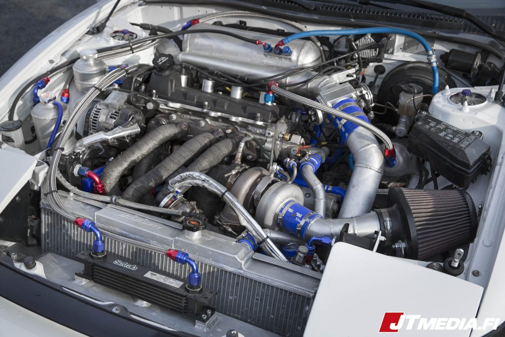 Celica moottori
