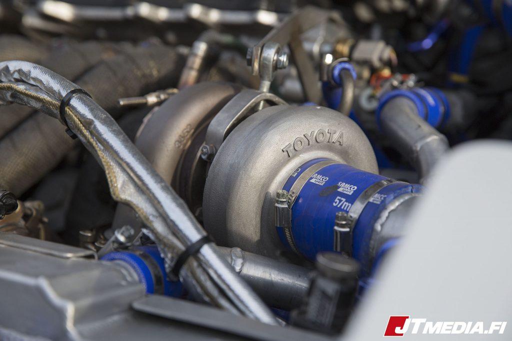 "MWSteel TOYOTA ""ct20"" turbo: inconel akseli, billet kopressorisiipi, TIAL 28- pakopesä"